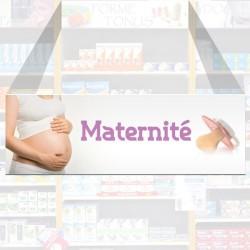 Bandeau d'ambiance Maternité - Illustration standard par Photomatix