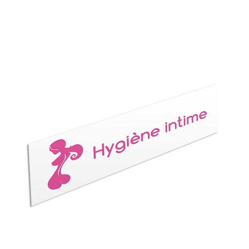 Tête de rayon Hygiène intime - Illustration standard par Pictographix
