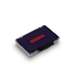 Encreur Bicolore Trodat Metal Line 5203 5440 - Lot de 3