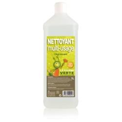 Jex professionnel nettoyant degraissant gel javel bidon 5l for Nettoyant pvc professionnel