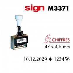 Dateur Folioteur SIGN M3371