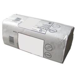 Essuie mains feuille blanc 2pli 25x23 180f 20 paquets