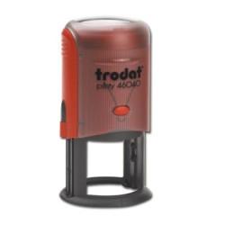 Tampon Trodat Printy 46040 Administratif, Diamètre 40mm