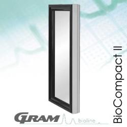 Porte vitrée pour BioCompact II de 125 à 346 litres