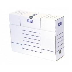 Boîte à archives éco A4 supersposable dos 10cm