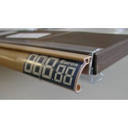 Face avant clipsable slimline L1330mm