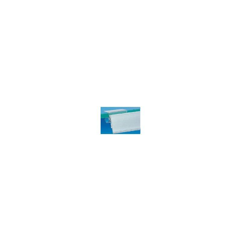 PINCE CLIP POUR TABLETTE DE 15mm (LOT DE 50)