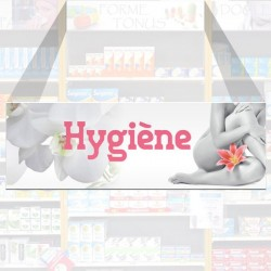 Bandeau d'ambiance Hygiène - Illustration standard par Photomatix