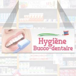 Bandeau d'ambiance Hygiène Bucco-dentaire - Illustration standard par Photomatix