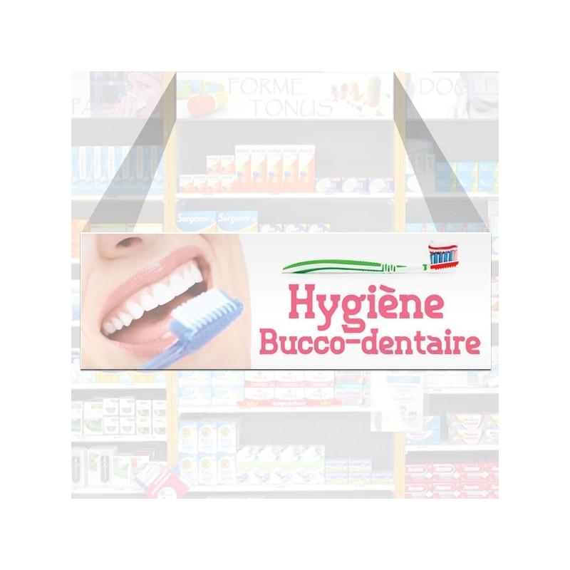 Tête de rayon Hygiène Bucco-dentaire- Illustration standard par Photomatix