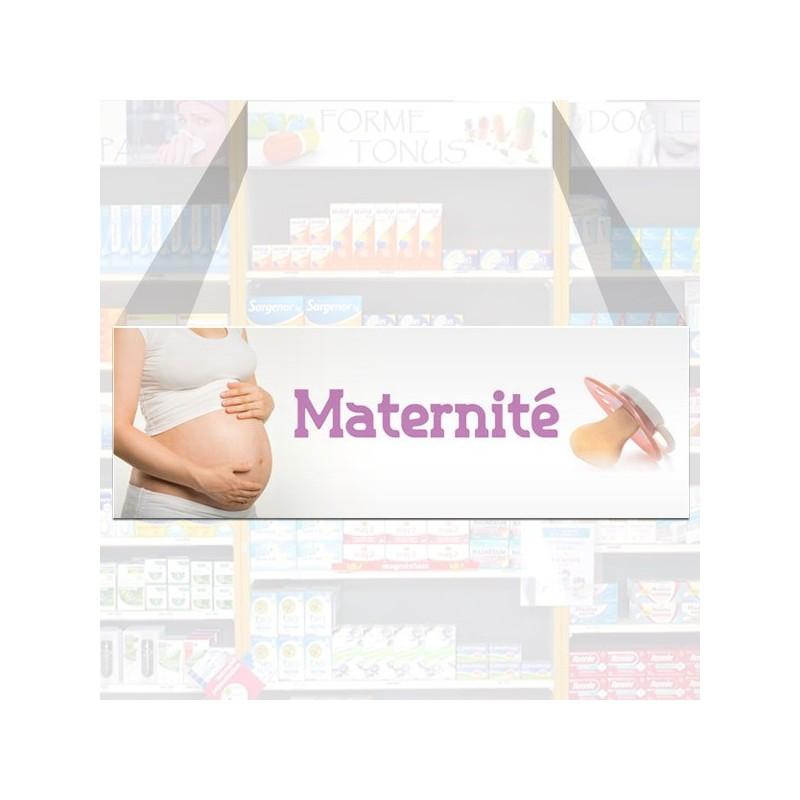 Tête de rayon Maternité - Illustration standard par Photomatix
