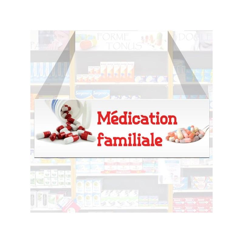 Bandeau Ambiance  - Photomatix Médication familiale