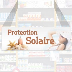 Bandeau d'ambiance Protection solaire - Illustration standard par Photomatix