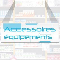 Bandeaux Accessoires et Équipements - Illustration standard par Typographix