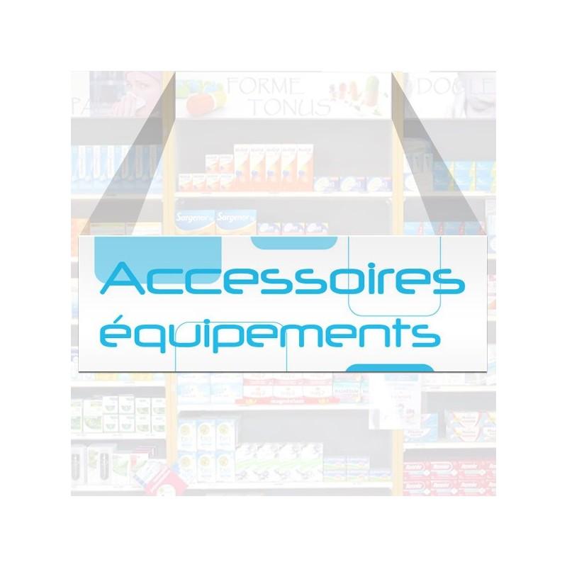 Bandeaux Accessoire et Équipement  - Illustration standard par Typographix