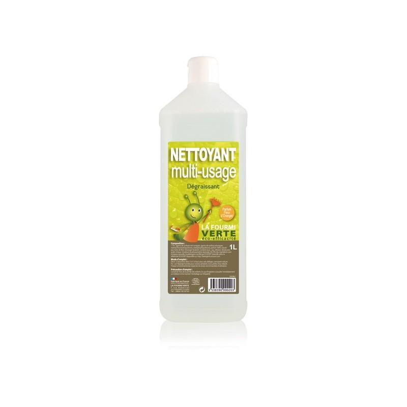 Nettoyant multi-usages 1L - LA FOURMI VERTE