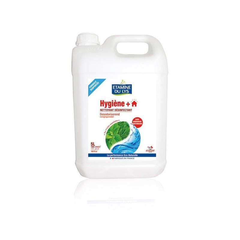 Hygiène+ 5L - ETAMINE DU LYS