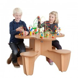 Boulier looping table chair & play corner