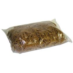 Elastiques caoutchouc 1,5x60mm sachet de 1kg