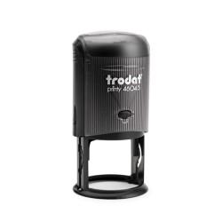 Tampon Trodat Printy 46045 Administratif, Diamètre 45mm
