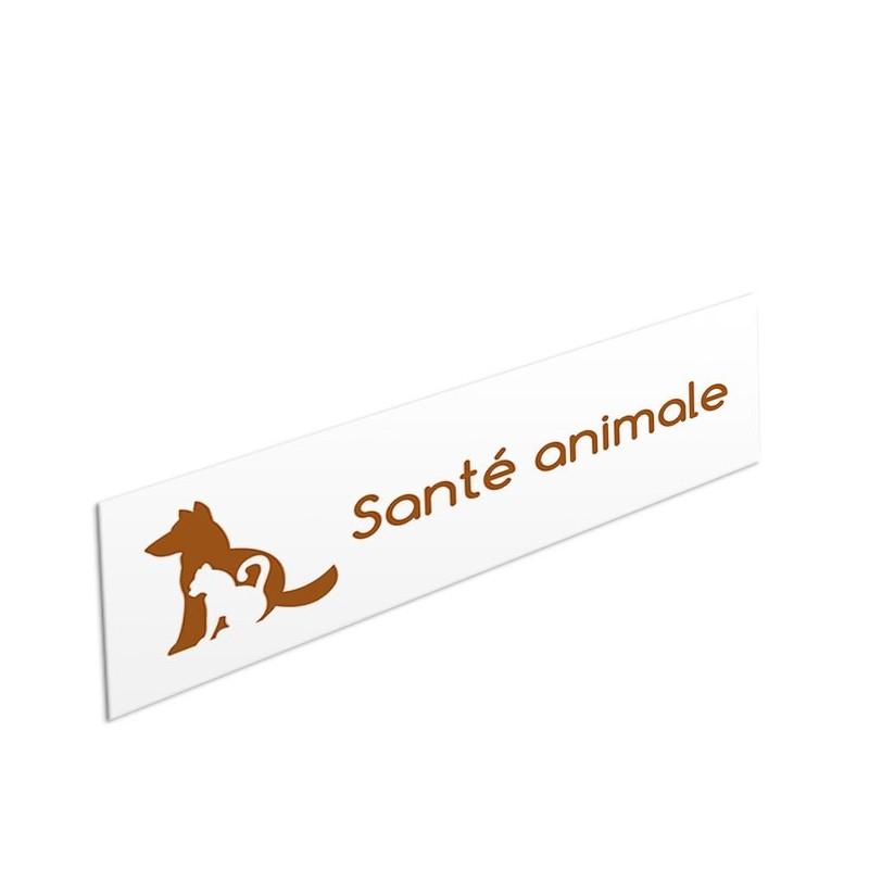Tête de rayon Santé animale - Illustration standard par Pictographix