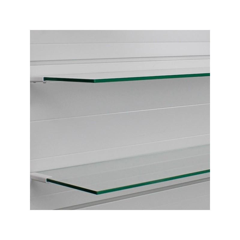 Tablette verre - L 665 x P 309 mm