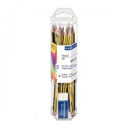 Boite de 12 Crayons Noris 122Hb