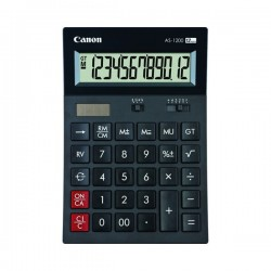 Calculatrice De Bureau Canon AS-1200