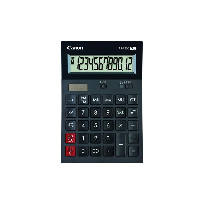 Calculatrice De Bureau Canon AS-1200