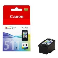 Compatible Canon Cartouche CL511 couleurs