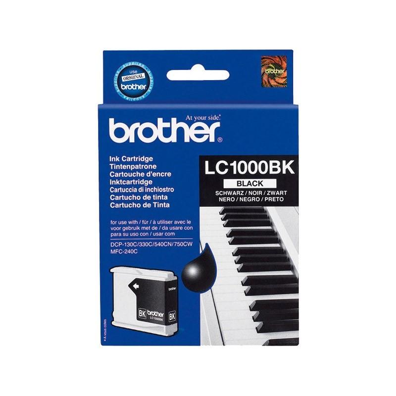 Original Brother cartouche jet d'encre LC1000