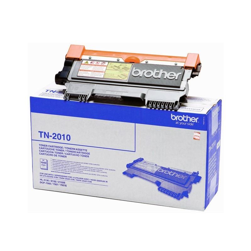 Original Brother Toner Tn2010 1000 Pages