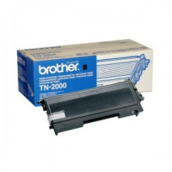 Original Brother Toner Tn2000 2500 Pages
