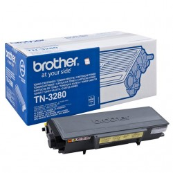 Original Brother Toner Tn3280 8000 Pages