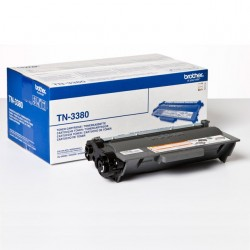 Original Brother Toner Tn3380 8000 Pages