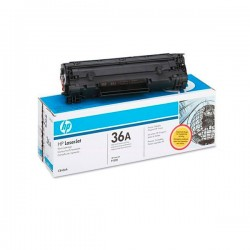 Original Hp Toner N°36A