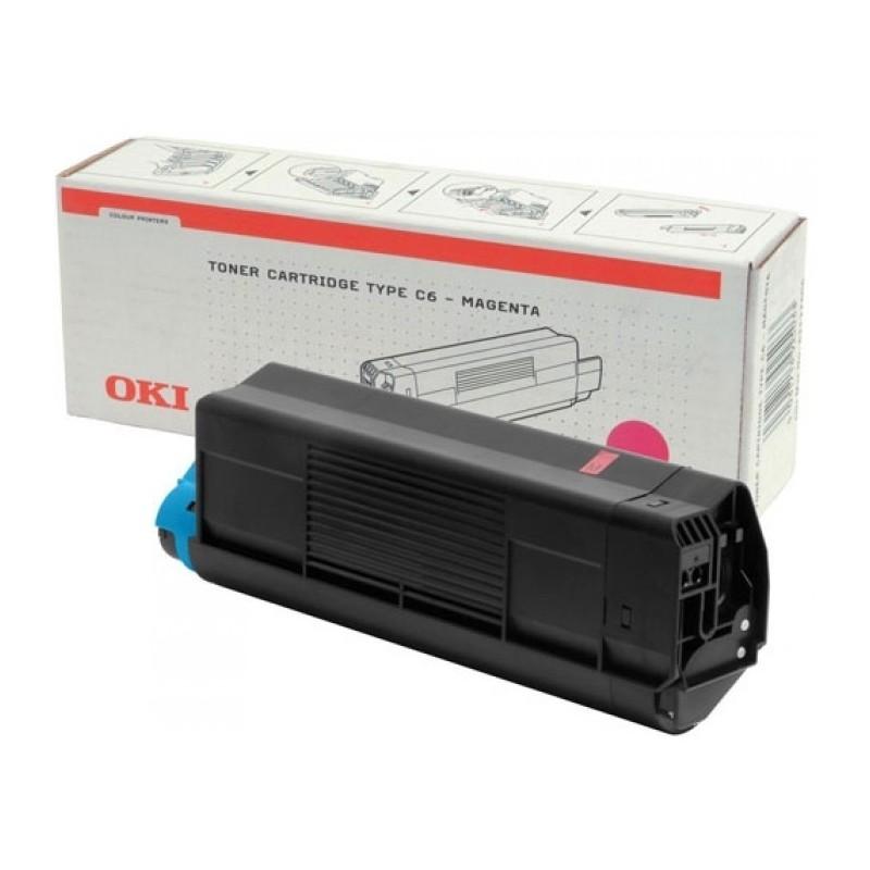 ORIGINAL OKI 42127406 TONER C5100/5200/5300/5400