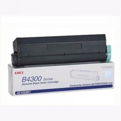 Toner OKI pour Okipage B4300/B4350 6000 pages