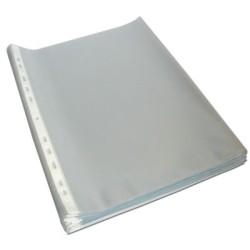 pochettes perforees polypropylene 55µm par 100 a4