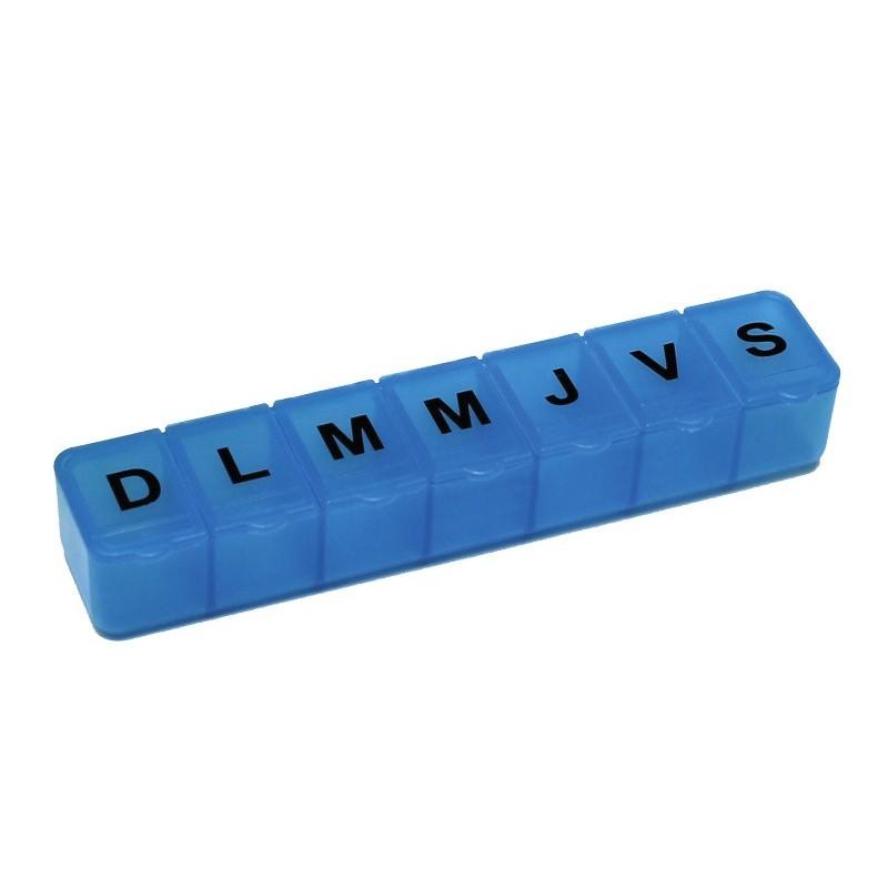 Piluliers medicapoche hebdomadaire (moyen)