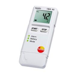 Enregistreur de température et humidité Testo 184H1 USB