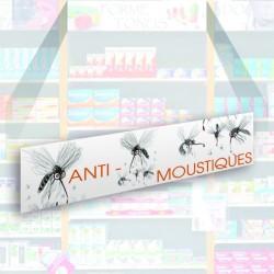 Bandeau d'habillage illustré - Anti-moustiques