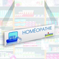 Bandeau d'habillage illustré - Homéopathie