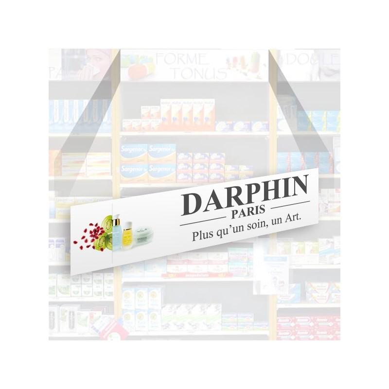 Bandeau d'habillage illustré - Darphin