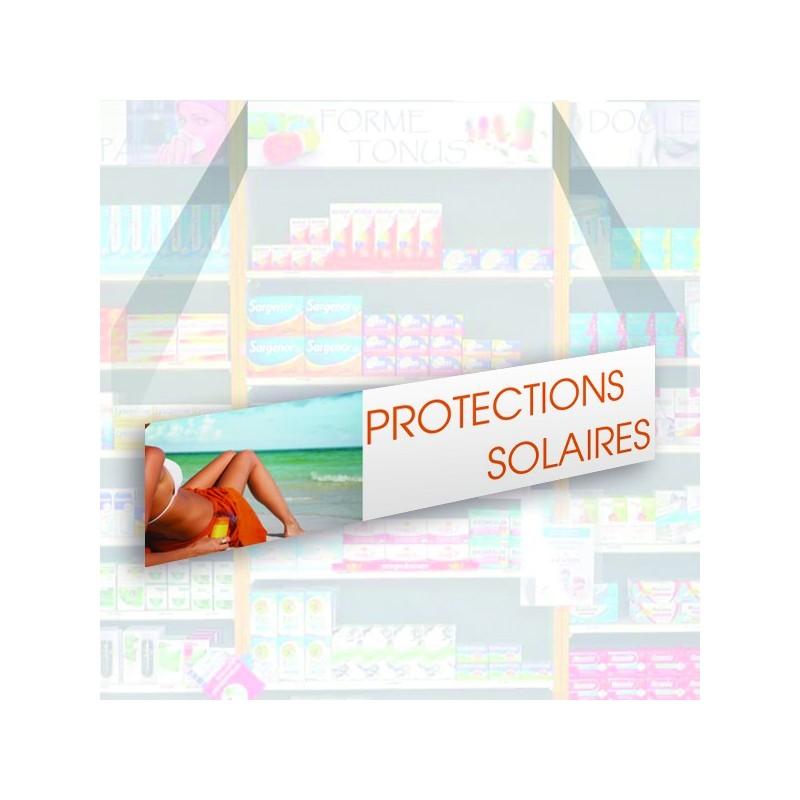 Bandeau d'habillage illustré - Protections Solaires