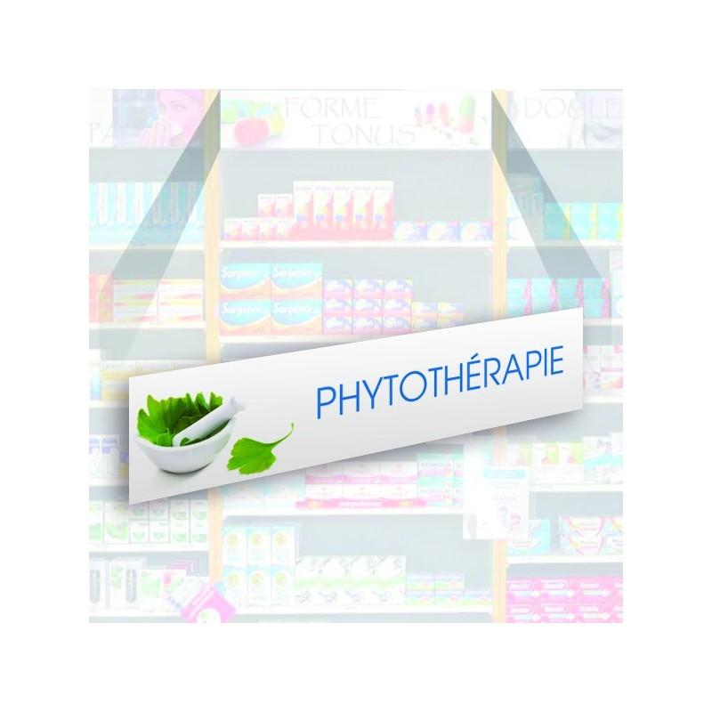 Bandeau d'habillage illustré - Phytothérapie