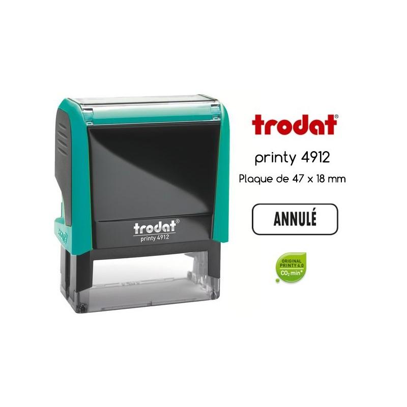 Tampon Trodat Xprint, ANNULE