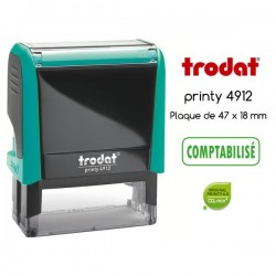 Tampon Trodat Xprint, COMPTABILISE
