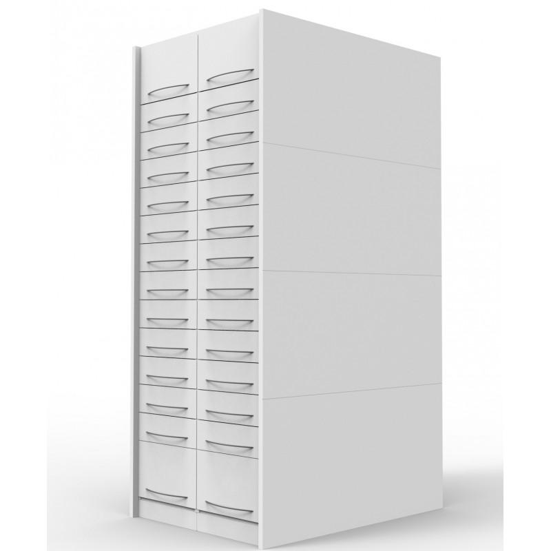 Colonnes à tiroirs pharmacie