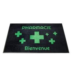 Tapis d'accueil Pharmacie 150 cm x 85 cm
